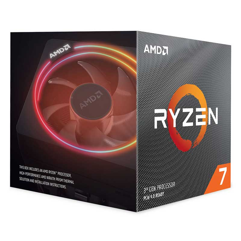 Procesador Amd Ryzen 7 3800Xt 3.9Ghz Box Without Cooler 100-100000279Wof