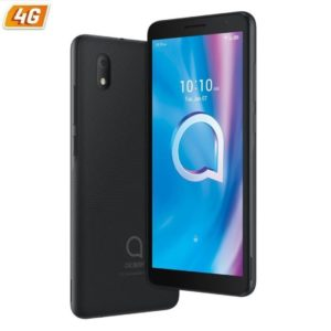Smartphone movil alcatel 1b 2020 5002d black - 5.5'/13.97cm - qc - 2gb ram - 16gb - cam 8/5mpx - android 10 go edition - 4g -