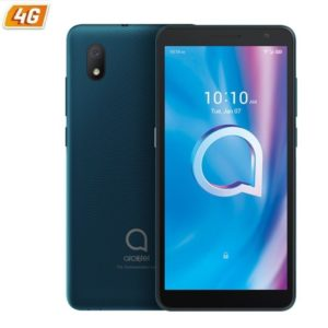 Smartphone movil alcatel 1b 2020 5002d green - 5.5'/13.97cm - qc - 2gb ram - 16gb - cam 8/5mpx - android 10 go edition - 4g -