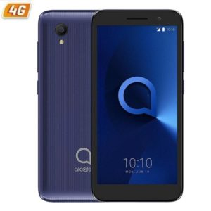 Smartphone movil alcatel 1 2019 bluish black - 5'/12.7cm - qc mediatek mt6739 - 1gb ram - 8gb - cam 5/2mpx - android - 4g -