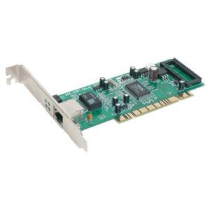 Tarjeta de red dlink dge-528t pci gigabit rj45 10/100/1000 perfil bajo