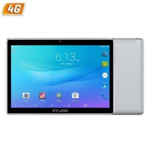 Tablet Con 4G Innjoo Superb Plus V4 Silver - Oc - 3Gb Ram - 32Gb - 10.1'/25.65Cm Ips - Android 9.1 - CÁMara 5/2Mpx - Bat 5000 Mah