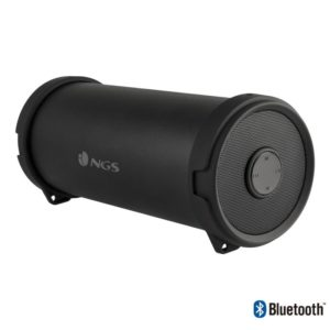 Altavoz bluetooth ngs roller flow mini - 10w - radio fm - aux in - usb - bat. 1500mah