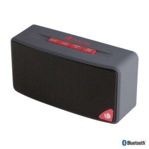 Altavoz bluetooth ngs roller joy gray - 3w- radio fm - usb - ranura tarjeta sd - aux in - manos libres