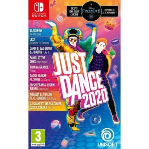 Juego Para Consola Nintendo Switch Just Dance 2020