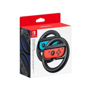 Pack 2 Volantes Joy-Con Wheel Pair Para Mandos Nintendo Switch