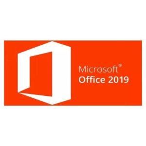 Licencia microsoft office professional 2019 - 1pc - access - excel - outlook - powerpoint - publisher - word - one note -