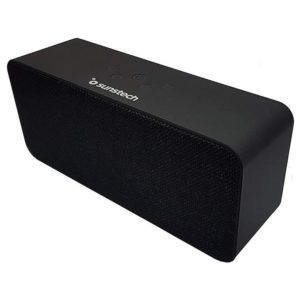Altavoz bluetooth sunstech spubt780 black - 2*3w rms - bt4.1 - sd/usb/aux-in - batería 1200mah - func. manos libres
