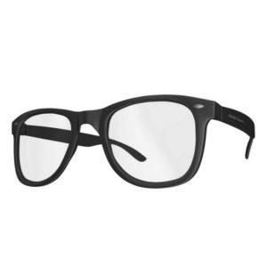 Gafas mars gaming mgl1 - protección luz azul - cristales transparentes - policarbonato - montura negra