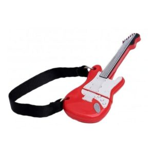 Pendrive tech one tech guitarra red one 32gb - usb 2.0