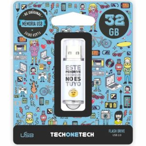Pendrive tech one tech noestuyo 32gb usb 2.0