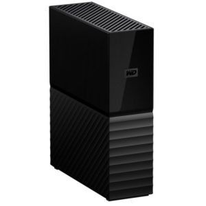 Disco duro externo western digital my book v3 - 8tb - 3.5'/8.89cm - software wd backup - wd security - wd utilities - usb 3.0
