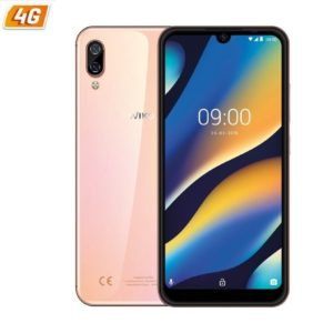 Smartphone movil wiko view 3 lite gold - 6.09'/15.4cm hd+ - oc 1.6ghz - 2gb - 32gb - cámara (13+2)/5mp - 4g - dual sim -