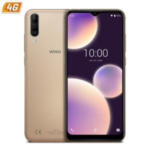 Smartphone movil wiko 4 lite deep gold - 6.52'/16.56cm hd+ - oc 1.8hz - 2gb - 32gb - cam (13+2+5)/5 mpx - 4g - dual sim -