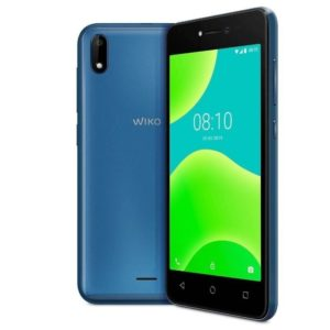 Smartphone movil wiko y50 blue - 5'/12.7cm - cámara 5mp/5mp - qc 1.3ghz - 16gb - 1gb ram - oreo go - dual sim - bat 2200mah