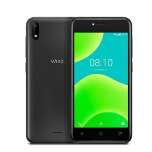 Smartphone movil wiko y50 dark grey - 5'/12.7cm - qc 1.3ghz - 1gb - 16gb - cámara 5/5mp - 3g - android oreo go edition - bt -