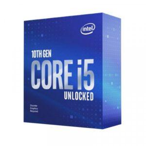 Procesador Intel Core I5-10600Kf Caja 4.1Ghz 12Mb Smart Cache Lga 1200 Bx8070110600Kf