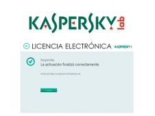 Antivirus Kaspersky 1-Pc 1 Year Extension Licencia Electronica Kl1154Bcafr