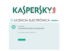 Antivirus Kaspersky 1-Pc Licencia De Renovacion De 1 Year Licencia Electronica Kl1171Scafr