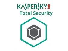 Antivirus Kaspersky Total Security 1-Dispositivo 1 Year Extension Kl1919Bcafr